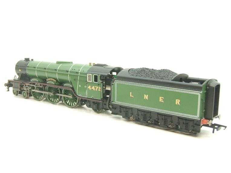 "Hornby Railway Margate Works OO Gauge LNER A3 Class ""Flying Scotsman"" R/N 4472 Live Steam Boxed image 11"