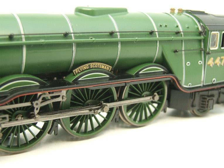 "Hornby Railway Margate Works OO Gauge LNER A3 Class ""Flying Scotsman"" R/N 4472 Live Steam Boxed image 12"