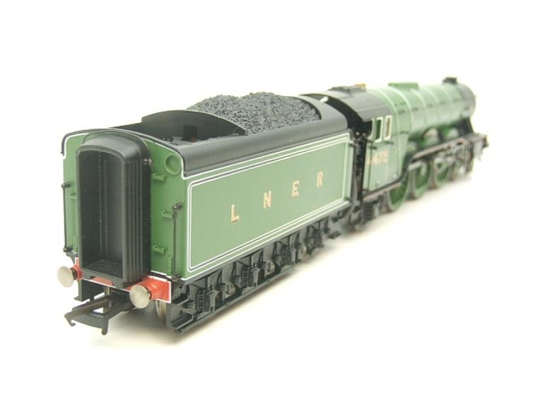"Hornby Railway Margate Works OO Gauge LNER A3 Class ""Flying Scotsman"" R/N 4472 Live Steam Boxed image 16"