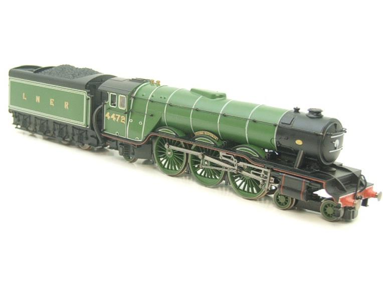 "Hornby Railway Margate Works OO Gauge LNER A3 Class ""Flying Scotsman"" R/N 4472 Live Steam Boxed image 18"