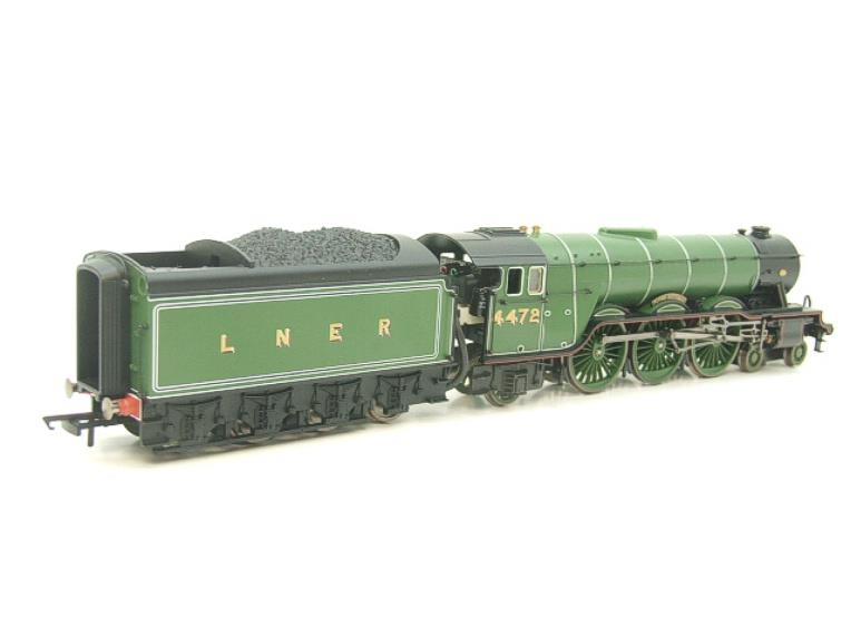 "Hornby Railway Margate Works OO Gauge LNER A3 Class ""Flying Scotsman"" R/N 4472 Live Steam Boxed image 19"