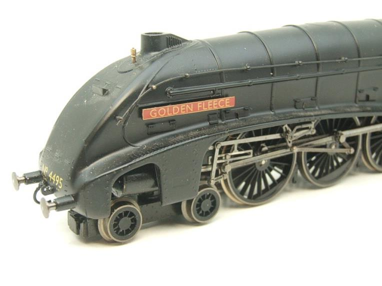 "The Hornby Railway Comp Margate Works 00 Gauge NE class A4 4-6-2 ""Golden Fleece"" Live Steam Boxed image 11"