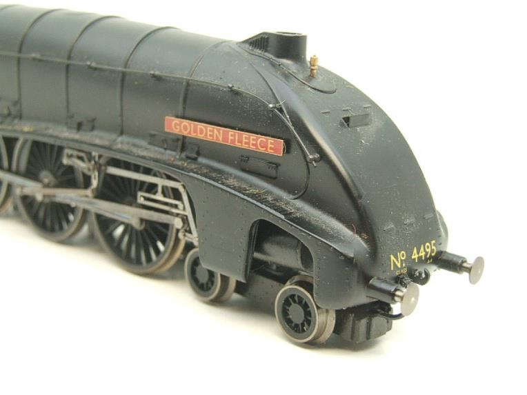"The Hornby Railway Comp Margate Works 00 Gauge NE class A4 4-6-2 ""Golden Fleece"" Live Steam Boxed image 15"