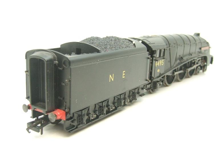 "The Hornby Railway Comp Margate Works 00 Gauge NE class A4 4-6-2 ""Golden Fleece"" Live Steam Boxed image 18"
