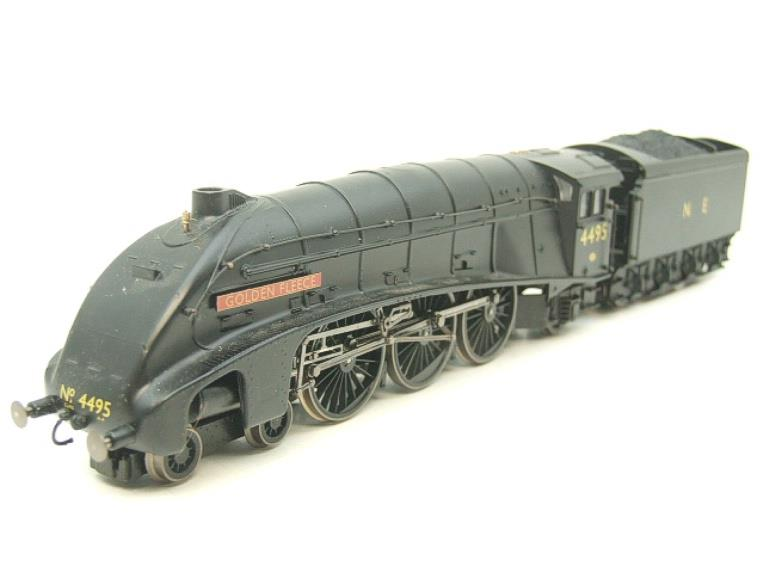 "The Hornby Railway Comp Margate Works 00 Gauge NE class A4 4-6-2 ""Golden Fleece"" Live Steam Boxed image 20"