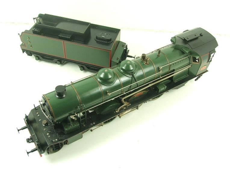 Gauge 1 Aster PLM 231A Pacific 4-6-2 Loco & Tender RN 6101 Live Steam Bxd image 11