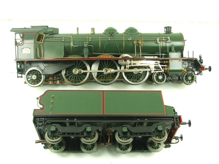 Gauge 1 Aster PLM 231A Pacific 4-6-2 Loco & Tender RN 6101 Live Steam Bxd image 14