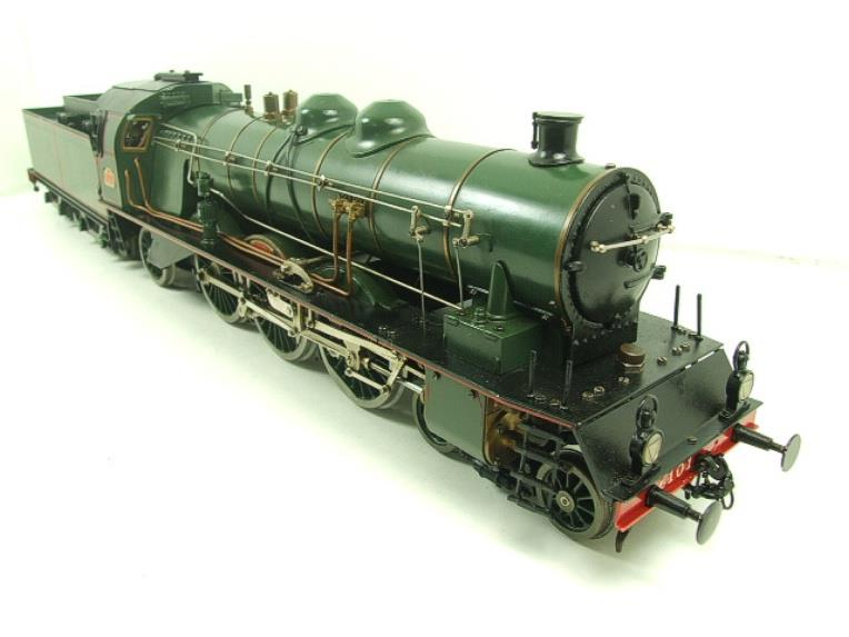 Gauge 1 Aster PLM 231A Pacific 4-6-2 Loco & Tender RN 6101 Live Steam Bxd image 16