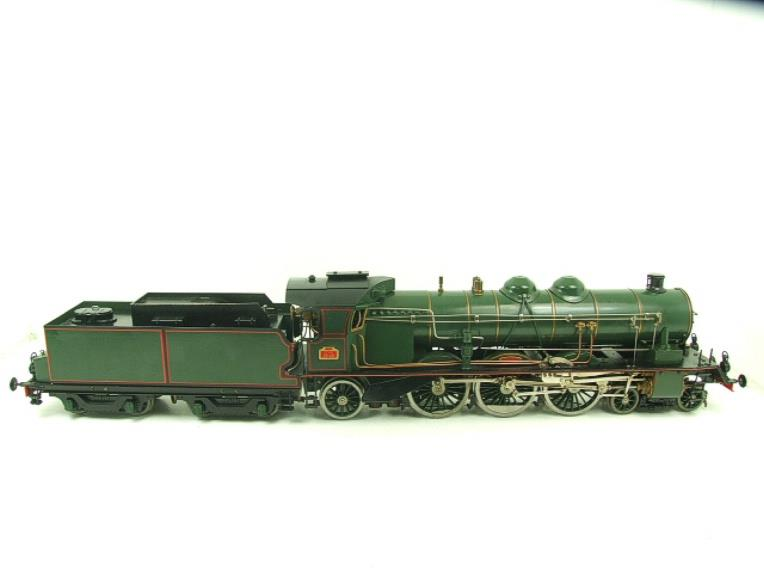 Gauge 1 Aster PLM 231A Pacific 4-6-2 Loco & Tender RN 6101 Live Steam Bxd image 20