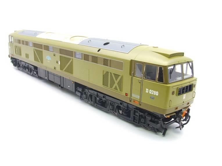 "Heljan O Gauge 5350 BR Class 53 ""Falcon Crest"" Diesel Loco D0280 Electric Boxed image 11"