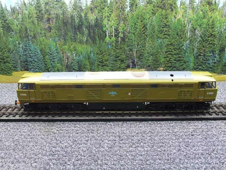 "Heljan O Gauge 5350 BR Class 53 ""Falcon Crest"" Diesel Loco D0280 Electric Boxed image 13"