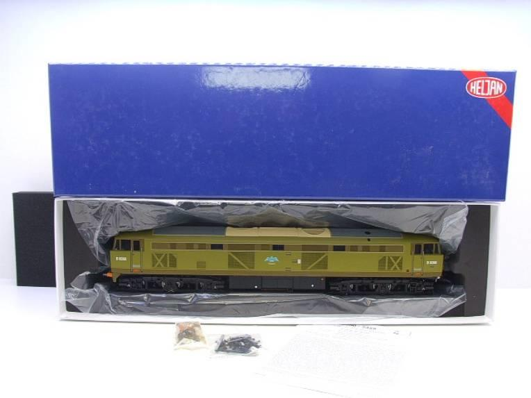 "Heljan O Gauge 5350 BR Class 53 ""Falcon Crest"" Diesel Loco D0280 Electric Boxed image 17"