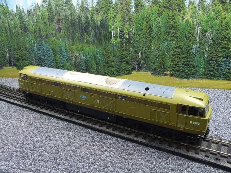 "Heljan O Gauge 5350 BR Class 53 ""Falcon Crest"" Diesel Loco D0280 Electric Boxed image 18"