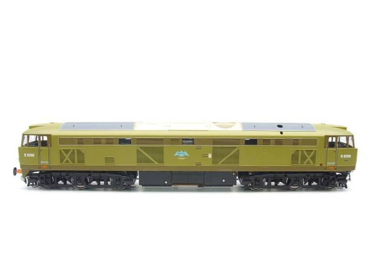 "Heljan O Gauge 5350 BR Class 53 ""Falcon Crest"" Diesel Loco D0280 Electric Boxed image 19"
