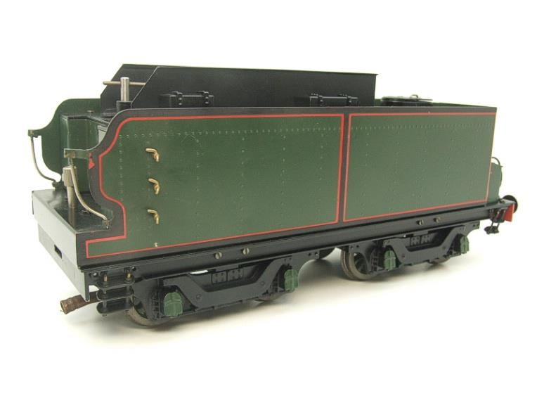 Gauge 1 Aster Green French PLM 231A Pacific 4-6-2 Loco & Tender R/N 6101 Live Steam Boxed image 13