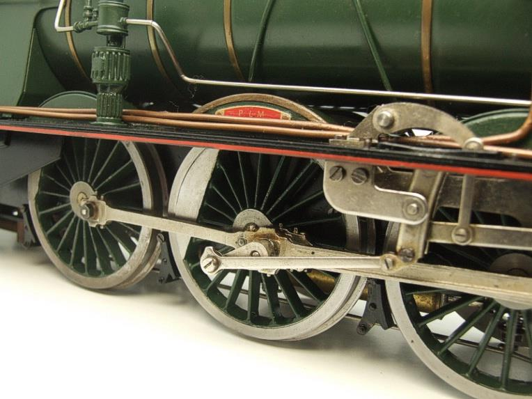 Gauge 1 Aster Green French PLM 231A Pacific 4-6-2 Loco & Tender R/N 6101 Live Steam Boxed image 19