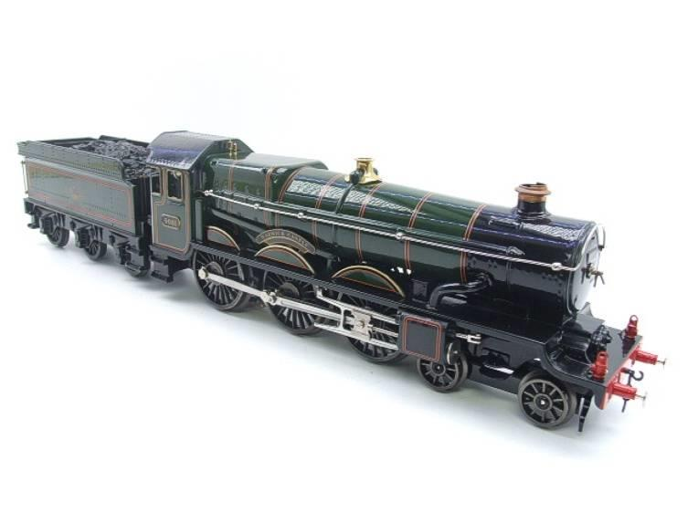 "Ace Trains O Gauge E7 BR Castle Class ""Warwick Castle"" R/N 4081 Electric 3 Rail Boxed image 21"