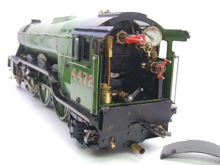 "Gauge 1 Aster LNER A3 Class Pacific ""Flying Scotsman"" R/N 4472 Live Steam image 12"