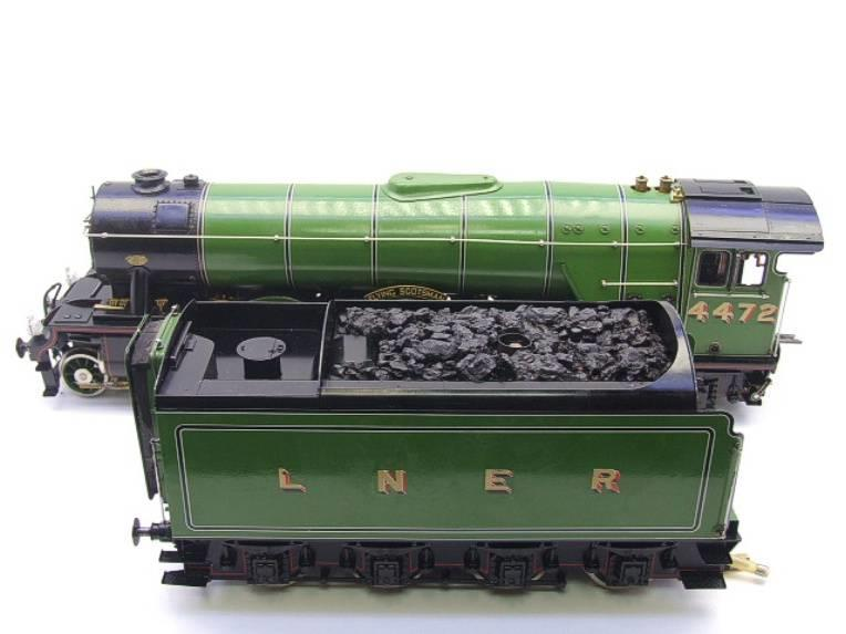 "Gauge 1 Aster LNER A3 Class Pacific ""Flying Scotsman"" R/N 4472 Live Steam image 14"