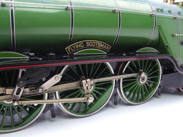 "Gauge 1 Aster LNER A3 Class Pacific ""Flying Scotsman"" R/N 4472 Live Steam image 15"