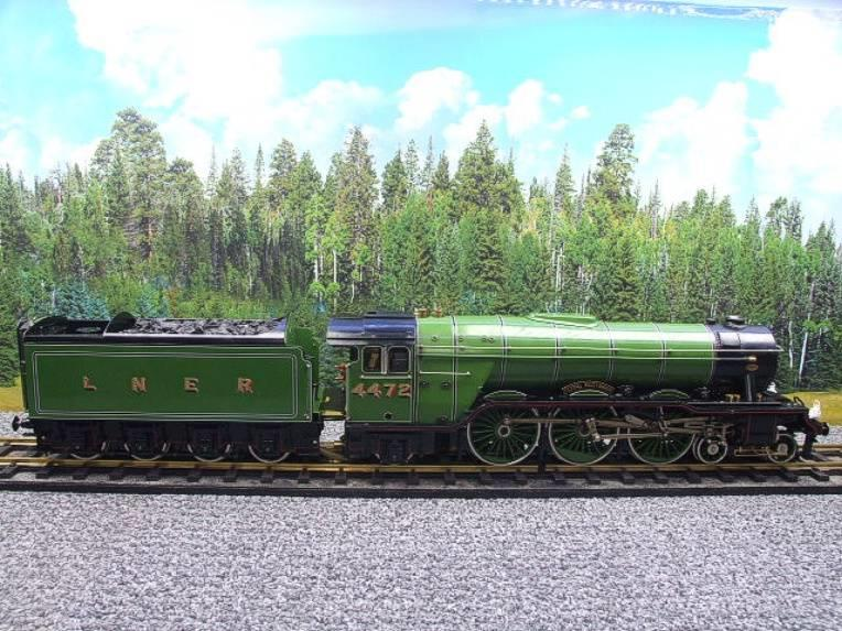 "Gauge 1 Aster LNER A3 Class Pacific ""Flying Scotsman"" R/N 4472 Live Steam image 18"