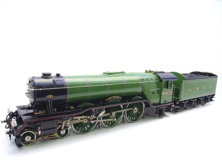 "Gauge 1 Aster LNER A3 Class Pacific ""Flying Scotsman"" R/N 4472 Live Steam image 21"