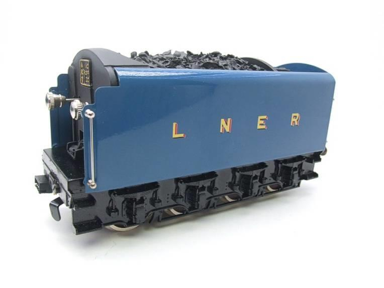 "Ace Trains O Gauge E4 A4 Pacific LNER Blue ""Golden Plover"" R/N 4497 Electric 3 Rail Boxed image 13"