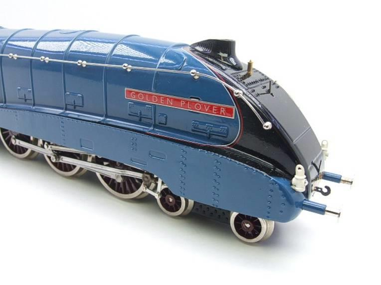 "Ace Trains O Gauge E4 A4 Pacific LNER Blue ""Golden Plover"" R/N 4497 Electric 3 Rail Boxed image 15"