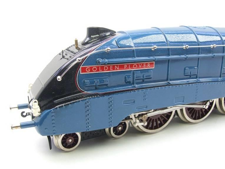 "Ace Trains O Gauge E4 A4 Pacific LNER Blue ""Golden Plover"" R/N 4497 Electric 3 Rail Boxed image 16"