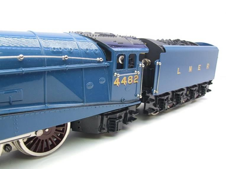 "Ace Trains O Gauge E4 LNER A4 Pacific ""Golden Eagle"" R/N 4482 Electric 3 Rail Boxed image 12"