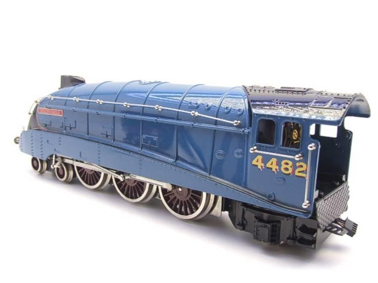 "Ace Trains O Gauge E4 LNER A4 Pacific ""Golden Eagle"" R/N 4482 Electric 3 Rail Boxed image 13"
