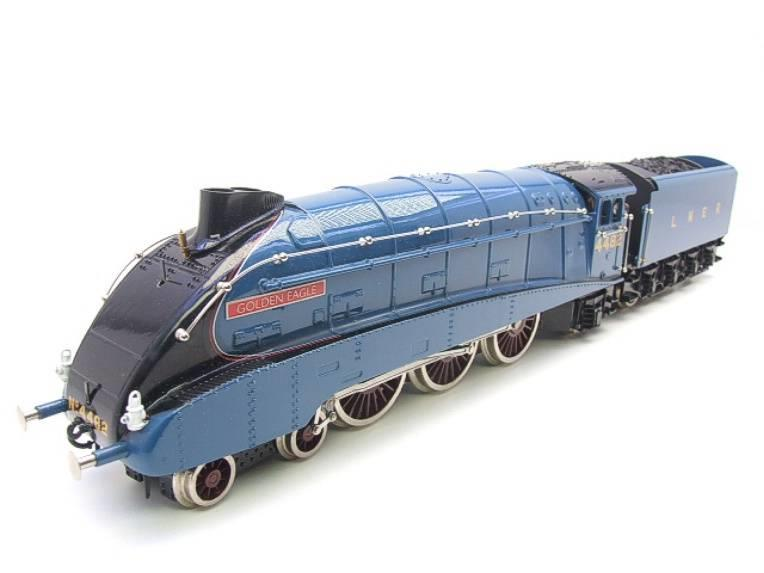 "Ace Trains O Gauge E4 LNER A4 Pacific ""Golden Eagle"" R/N 4482 Electric 3 Rail Boxed image 19"