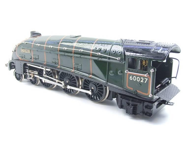 "Ace Trains E4 A4 Pacific BR ""Merlin"" R/N 60027 Electric 3 Rail Boxed image 12"