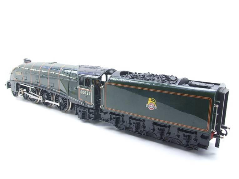 "Ace Trains E4 A4 Pacific BR ""Merlin"" R/N 60027 Electric 3 Rail Boxed image 21"