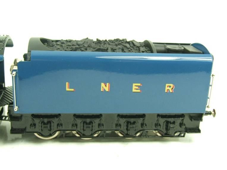 "Ace Trains O Gauge A4 Pacific LNER Garter Blue ""Kingfisher"" RN 4483 Electric Bxd image 11"