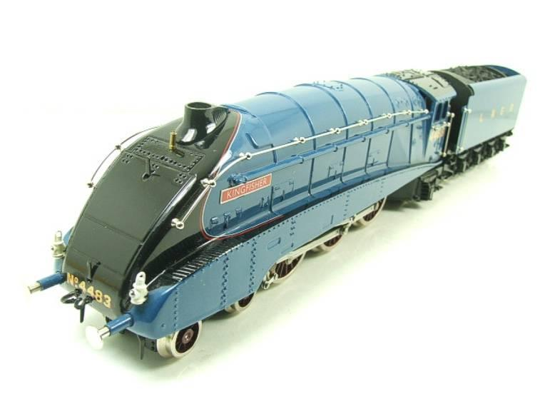 "Ace Trains O Gauge A4 Pacific LNER Garter Blue ""Kingfisher"" RN 4483 Electric Bxd image 12"