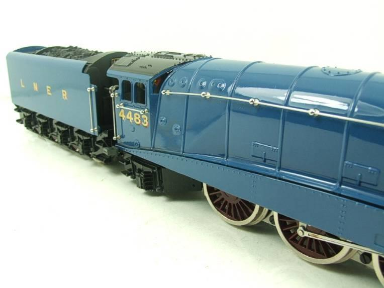 "Ace Trains O Gauge A4 Pacific LNER Garter Blue ""Kingfisher"" RN 4483 Electric Bxd image 15"