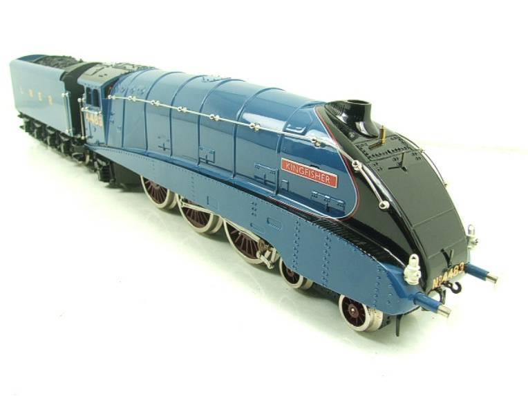"Ace Trains O Gauge A4 Pacific LNER Garter Blue ""Kingfisher"" RN 4483 Electric Bxd image 17"