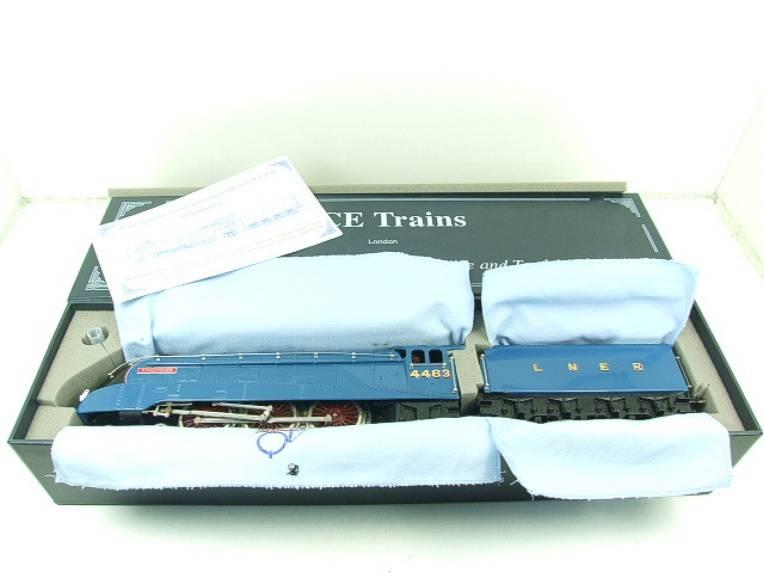 "Ace Trains O Gauge A4 Pacific LNER Garter Blue ""Kingfisher"" RN 4483 Electric Bxd image 21"