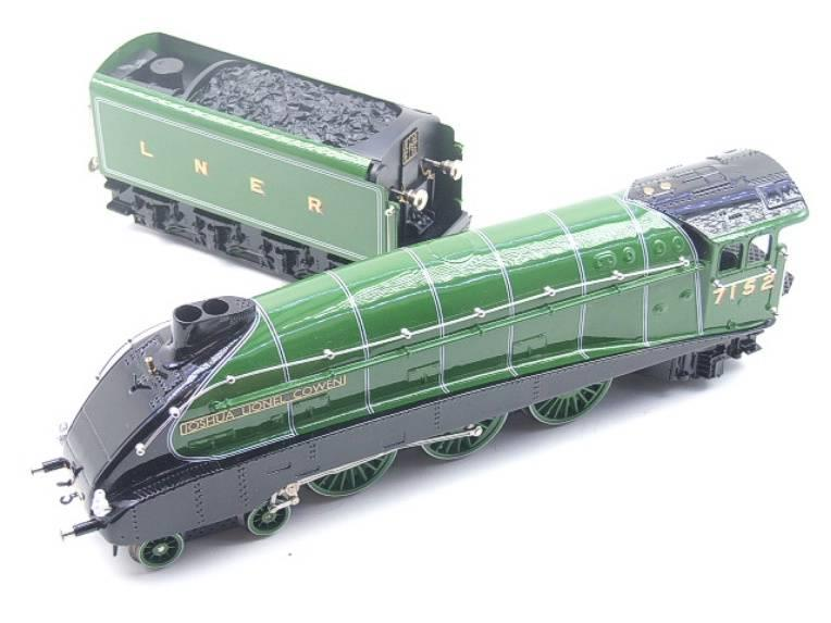 "Ace Trains O Gauge E4 A4 Pacific LNER Green ""Joshua Lionel Cowen"" R/N 7152 Electric 3 Rail Boxed image 17"