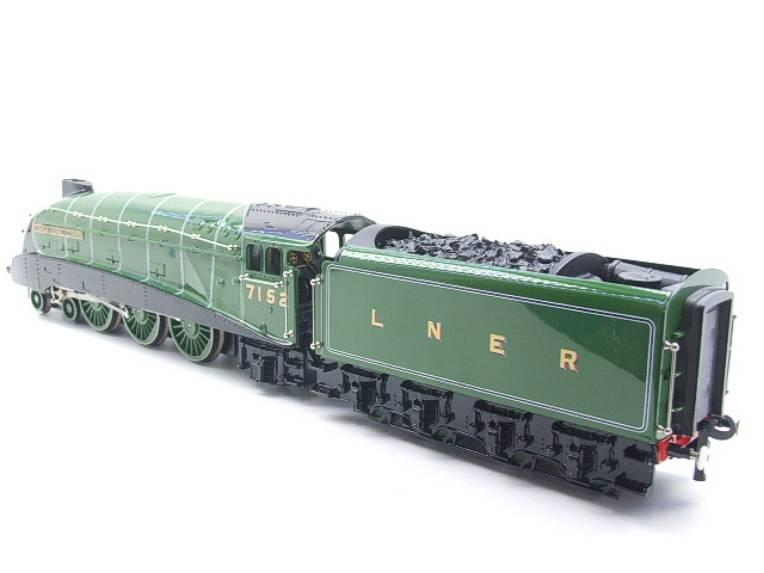 "Ace Trains O Gauge E4 A4 Pacific LNER Green ""Joshua Lionel Cowen"" R/N 7152 Electric 3 Rail Boxed image 19"