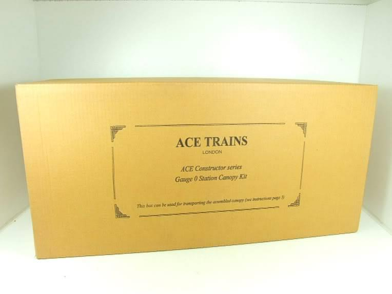 Ace Trains O Gauge Constructor Series Station Canopy Kit image 18