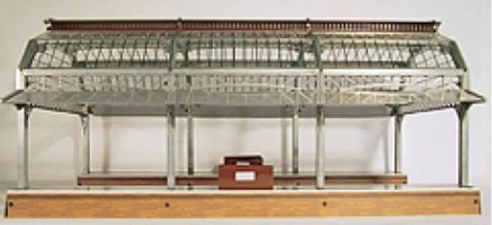 Ace Trains O Gauge Constructor Series Station Canopy Kit image 20