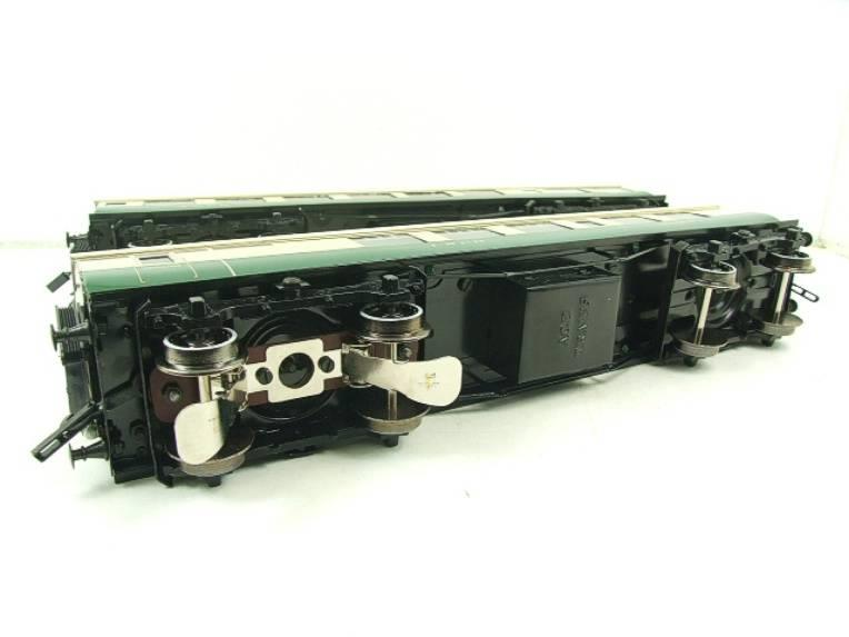 Ace Trains O Gauge LNER Gresley Tourist Coaches x2 Set 3 Rail Boxed image 12