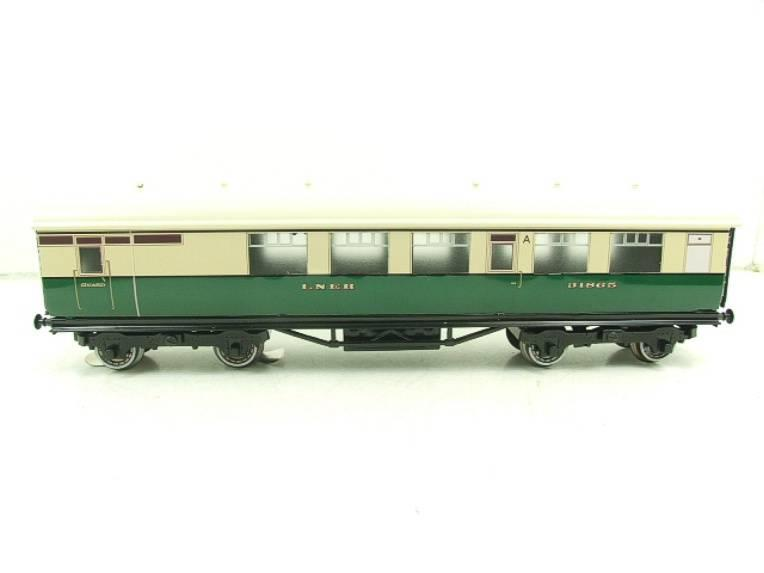 Ace Trains O Gauge LNER Gresley Tourist Coaches x2 Set 3 Rail Boxed image 17