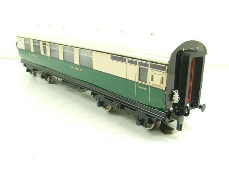 Ace Trains O Gauge LNER Gresley Tourist Coaches x2 Set 3 Rail Boxed image 18