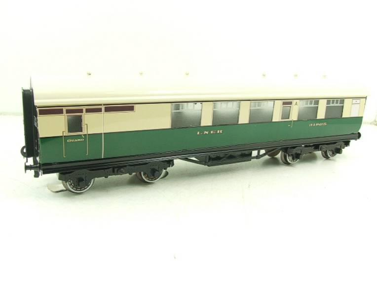 Ace Trains O Gauge LNER Gresley Tourist Coaches x2 Set 3 Rail Boxed image 19