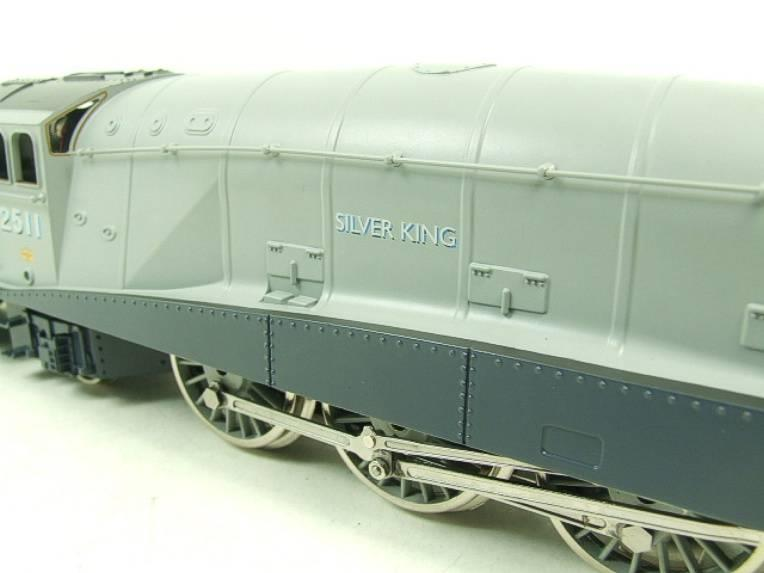 "Darstaed O Gauge A4 Pacific LNER ""Silver King"" R/N 2511 Boxed Electric 3 Rail HR image 12"