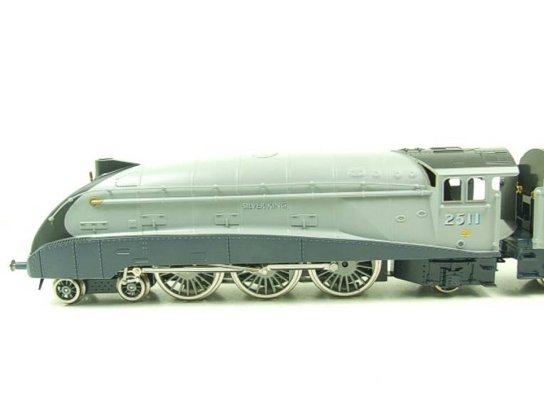 "Darstaed O Gauge A4 Pacific LNER ""Silver King"" R/N 2511 Boxed Electric 3 Rail HR image 15"