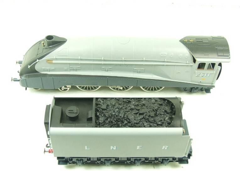 "Darstaed O Gauge A4 Pacific LNER ""Silver King"" R/N 2511 Boxed Electric 3 Rail HR image 17"